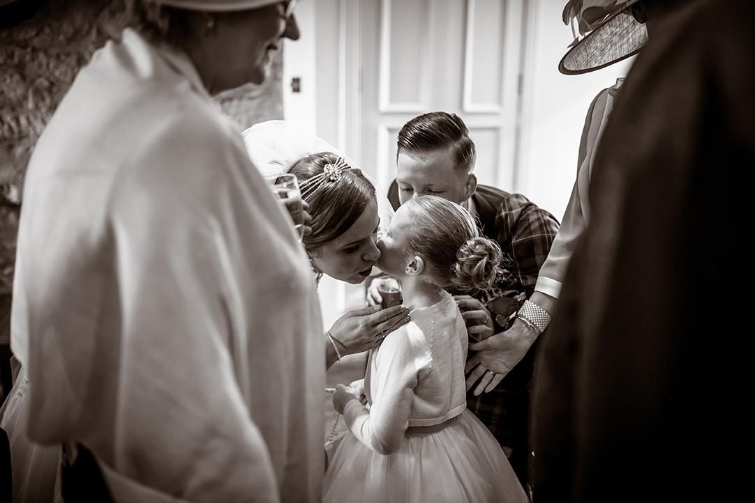 documentary wedding photography natural scotland hamilton