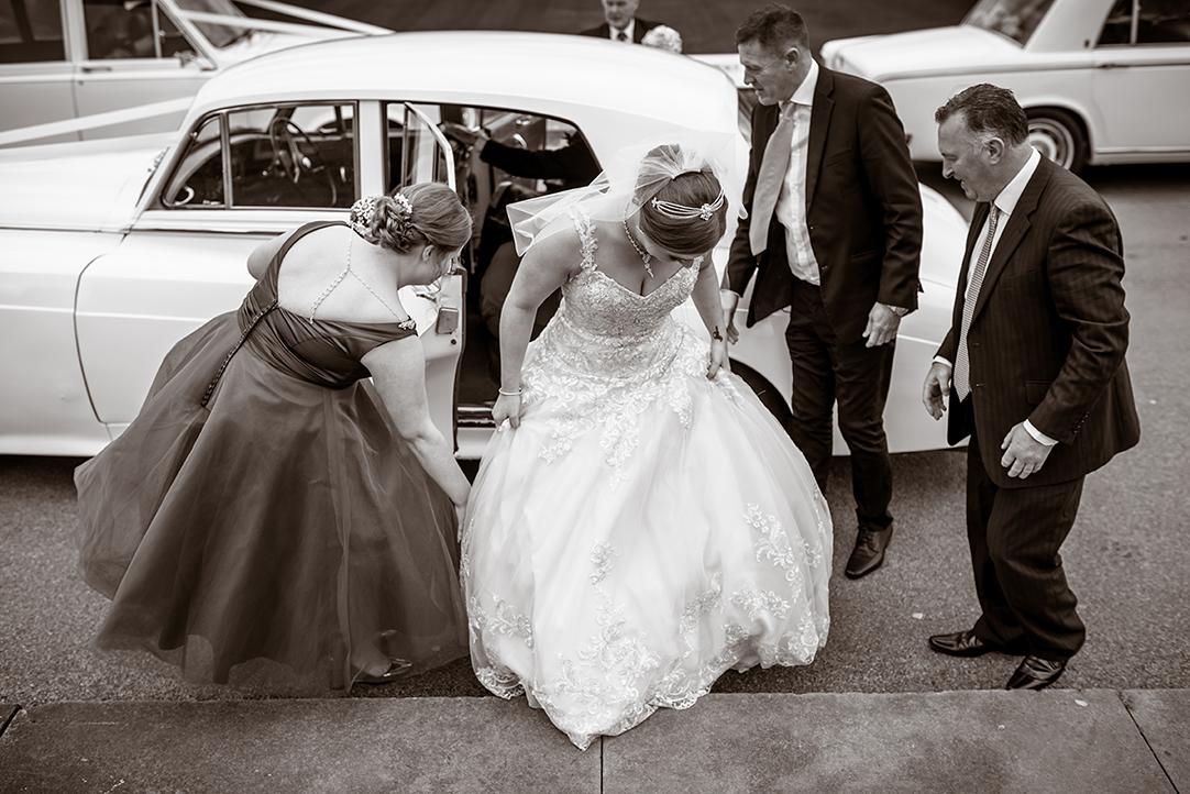 hamilton wedding photographer documentary