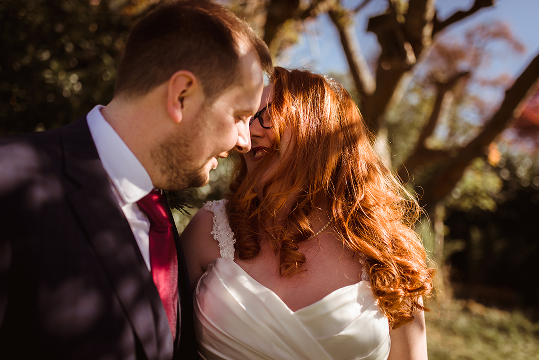 alternative bride wedding photography scotland gourock greenock