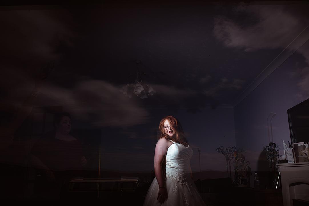 creative artistic wedding photography quirky scotland