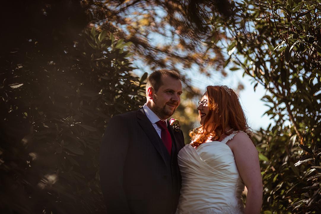 glasgow alternative wedding photographer gourock