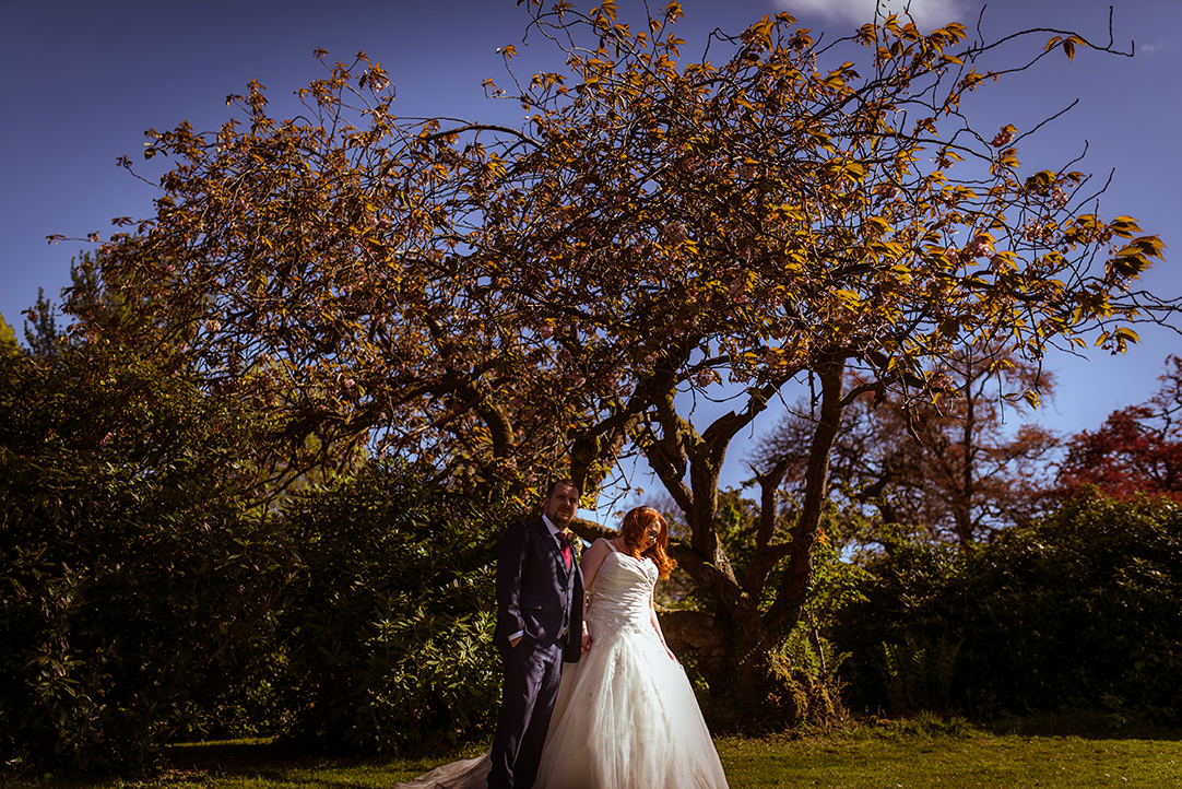 alternative summer wedding photography gourock