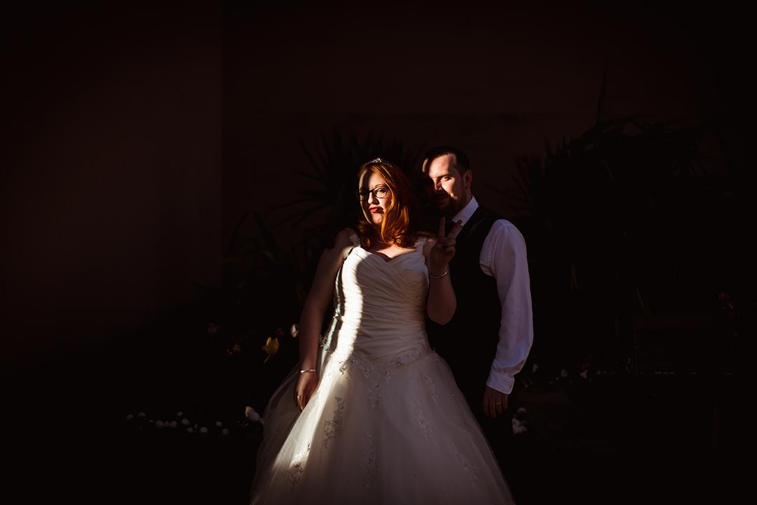 alternative wedding photography west coast scotland