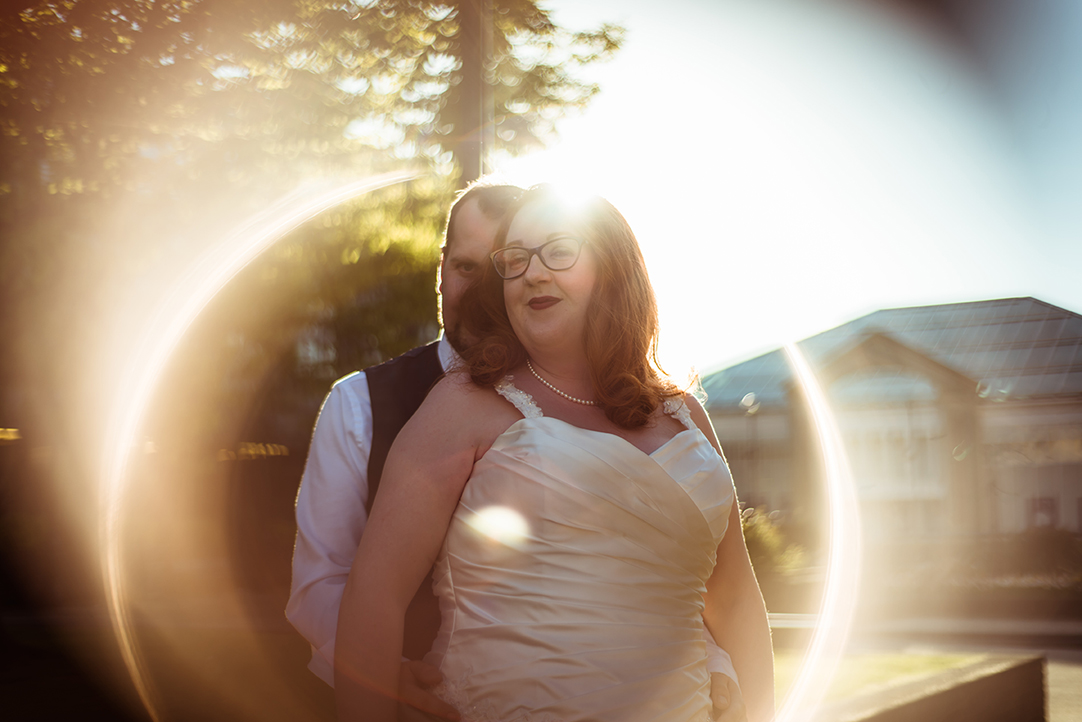 greenock town hall wedding photographer