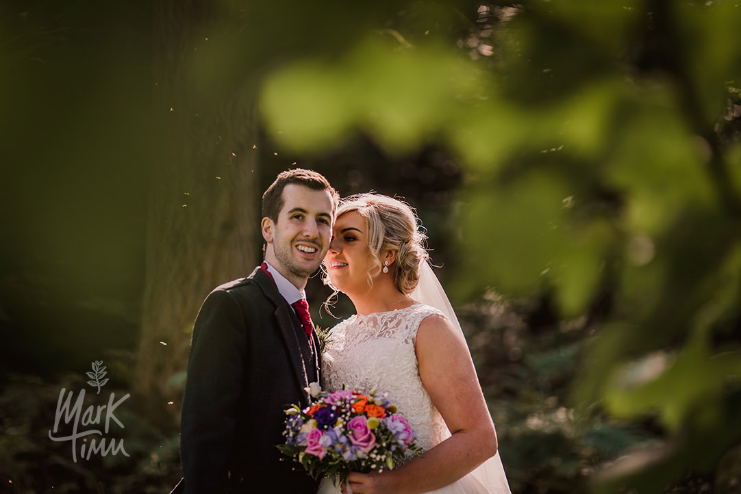 creative wedding photographer glasgow woods.jpg