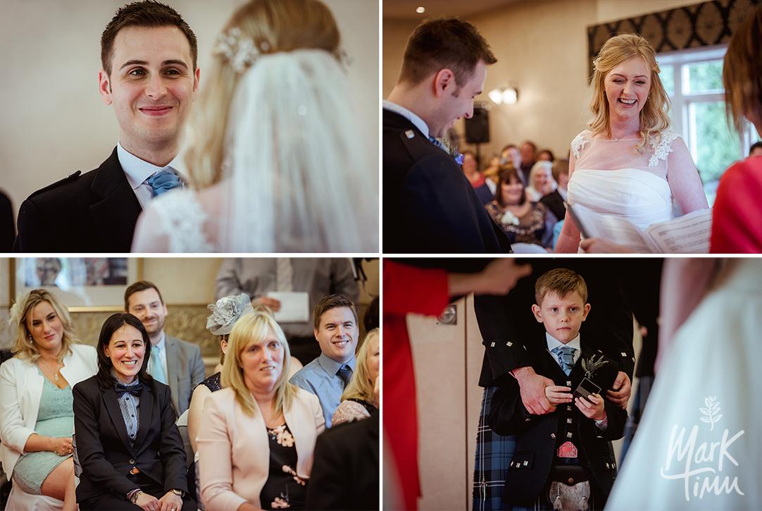wedding photos glenskirlie
