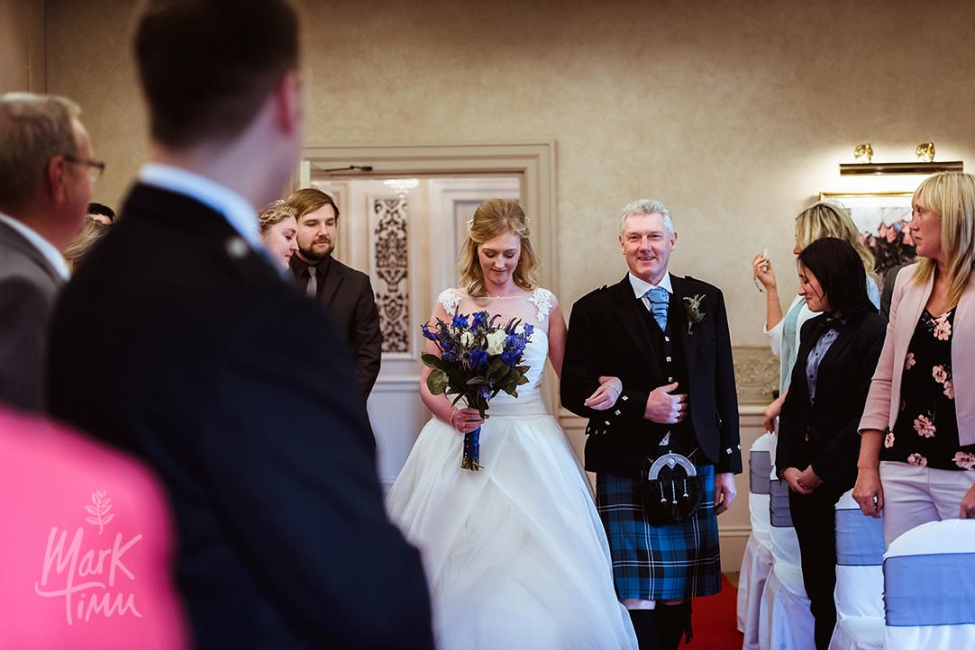 glenskirlie house wedding