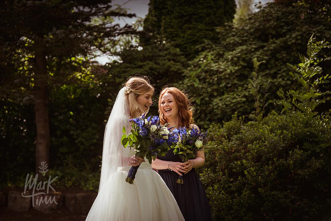 natural wedding glenskirlie