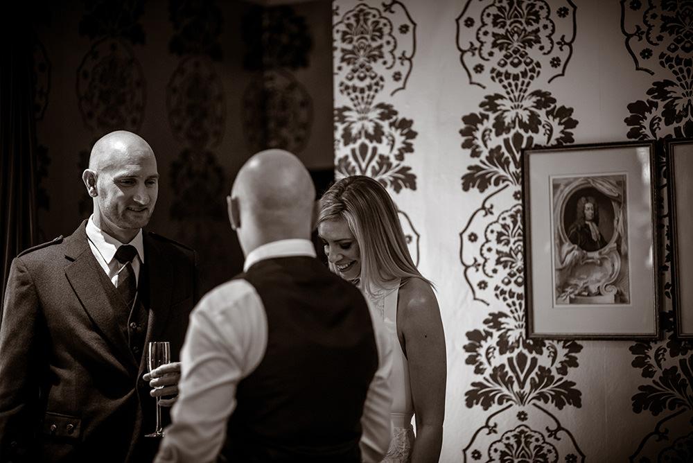 one devonshire gardens wedding photographer