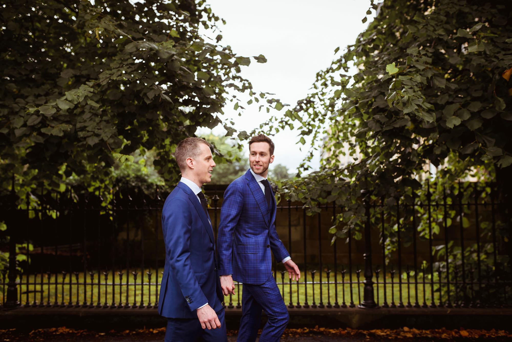 same sex wedding photography glasgow