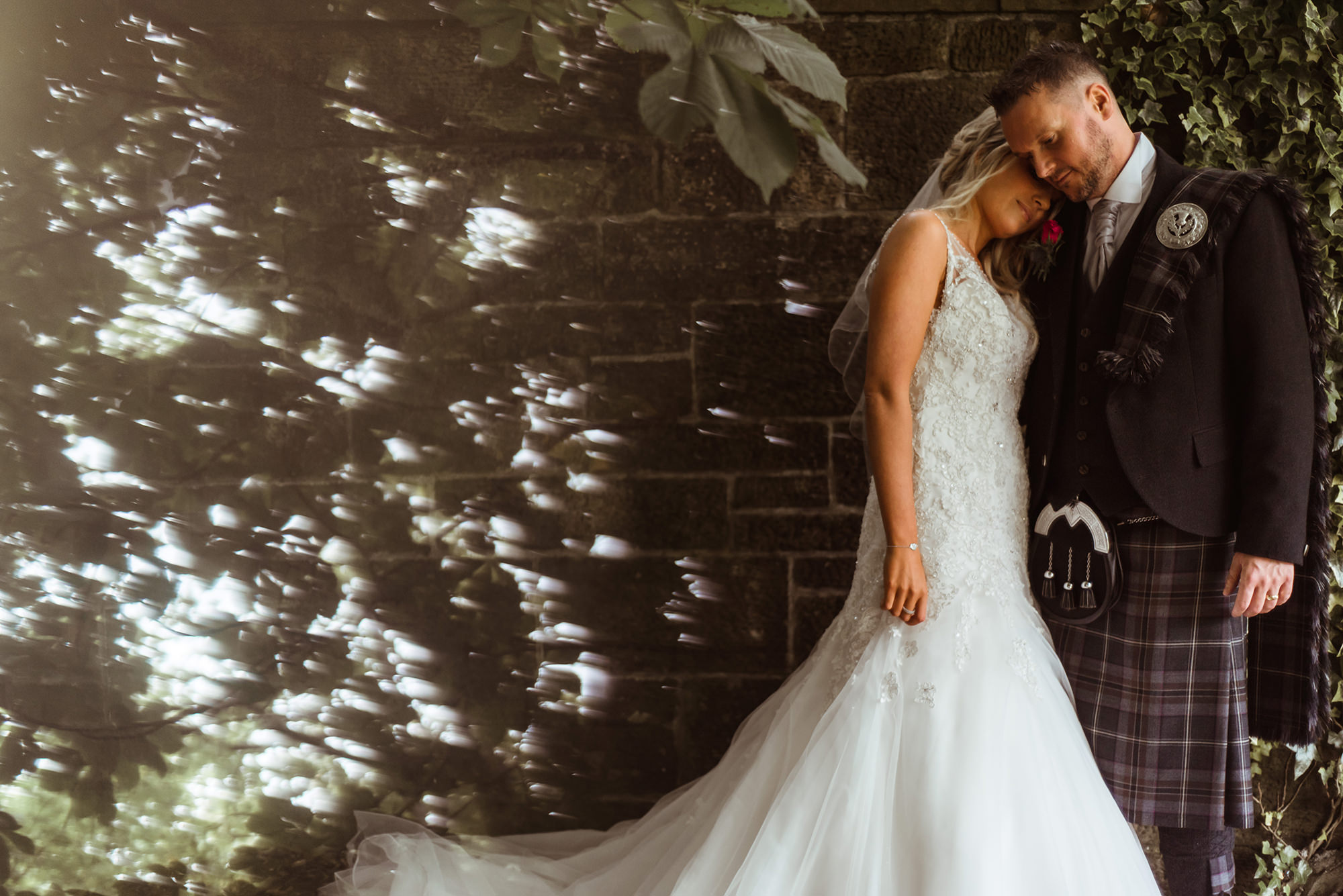 alternative glasgow wedding photographer