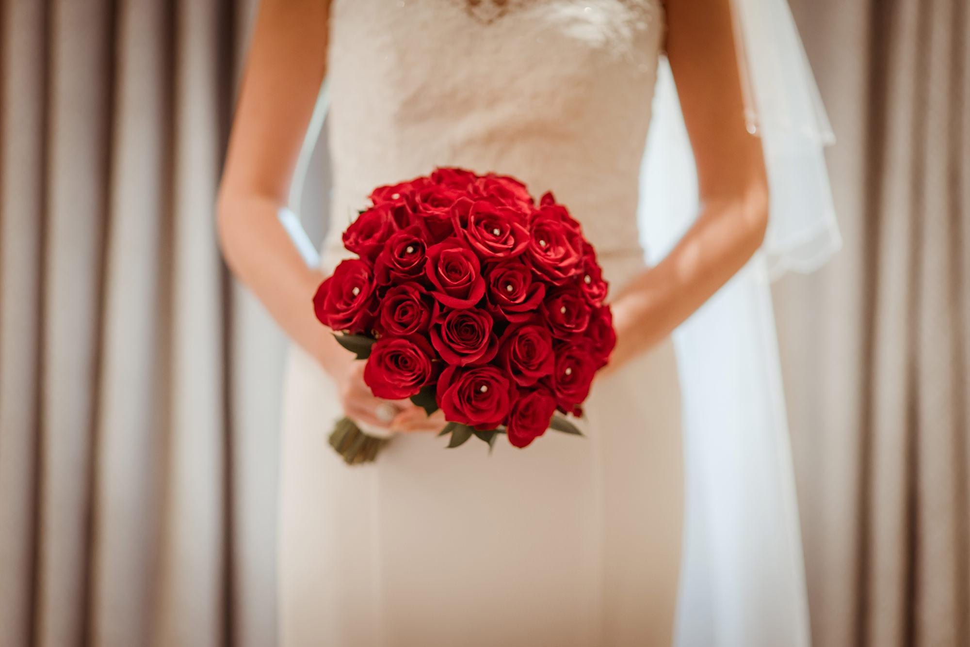 scottish wedding flowers