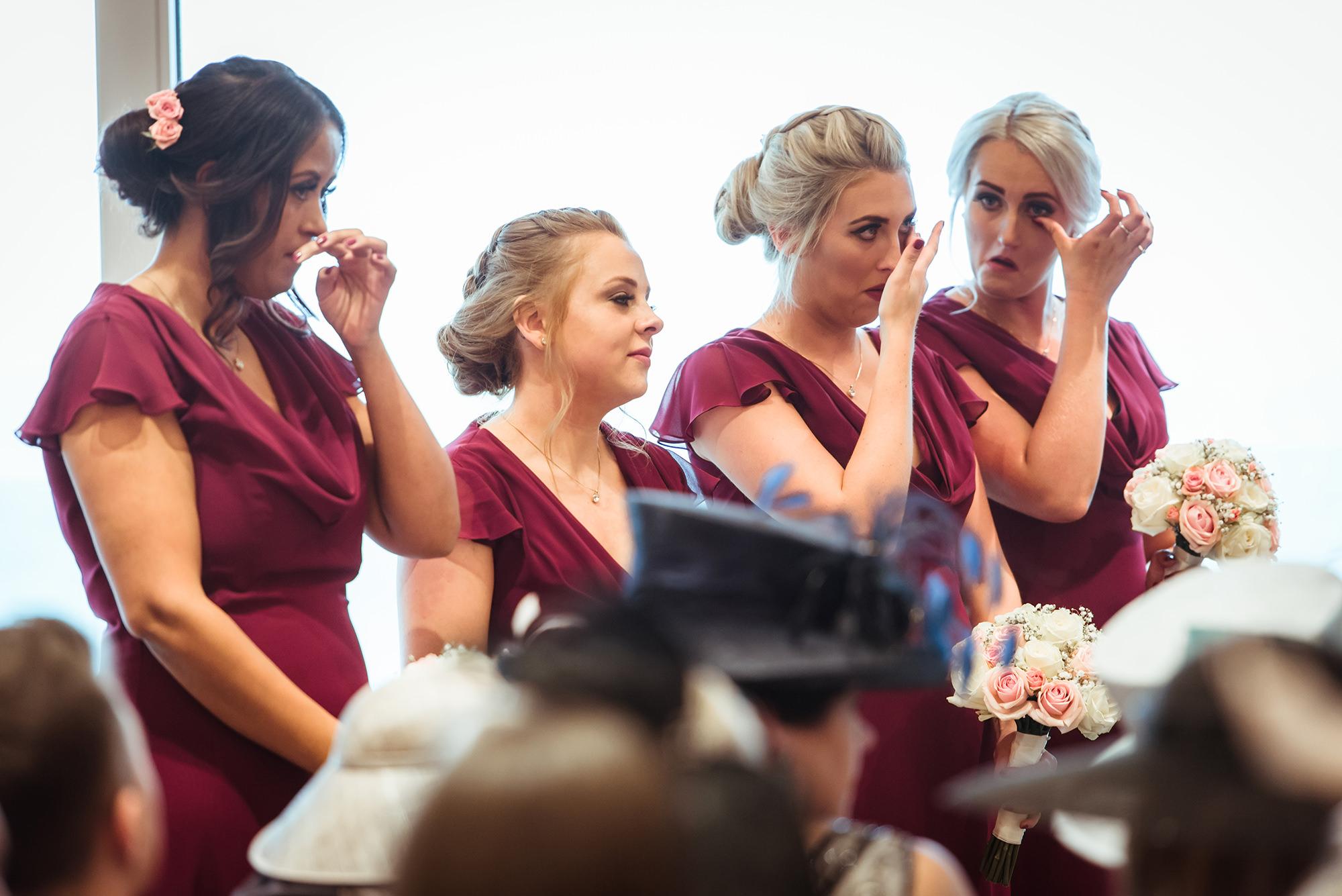 emotional wedding ayrshire