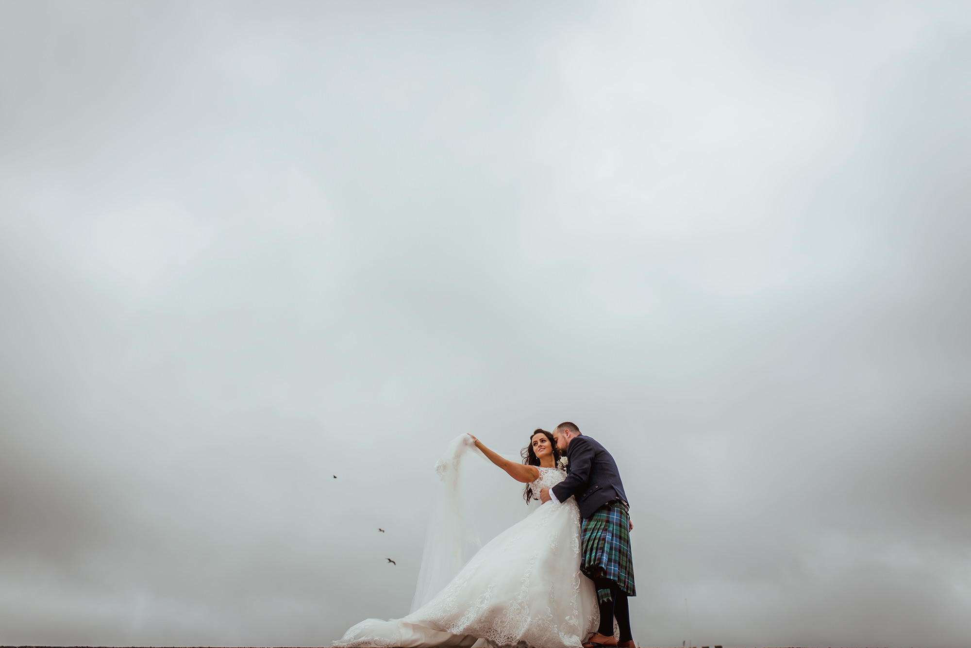 seamill hydro wedding photographer