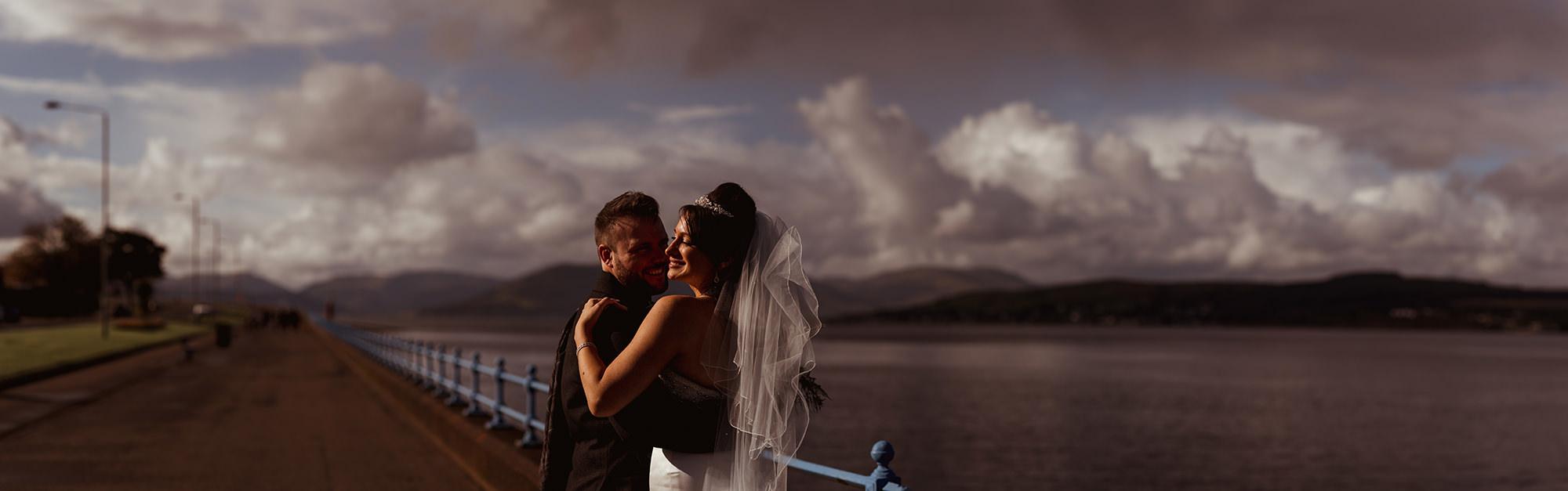 greenock wedding photography