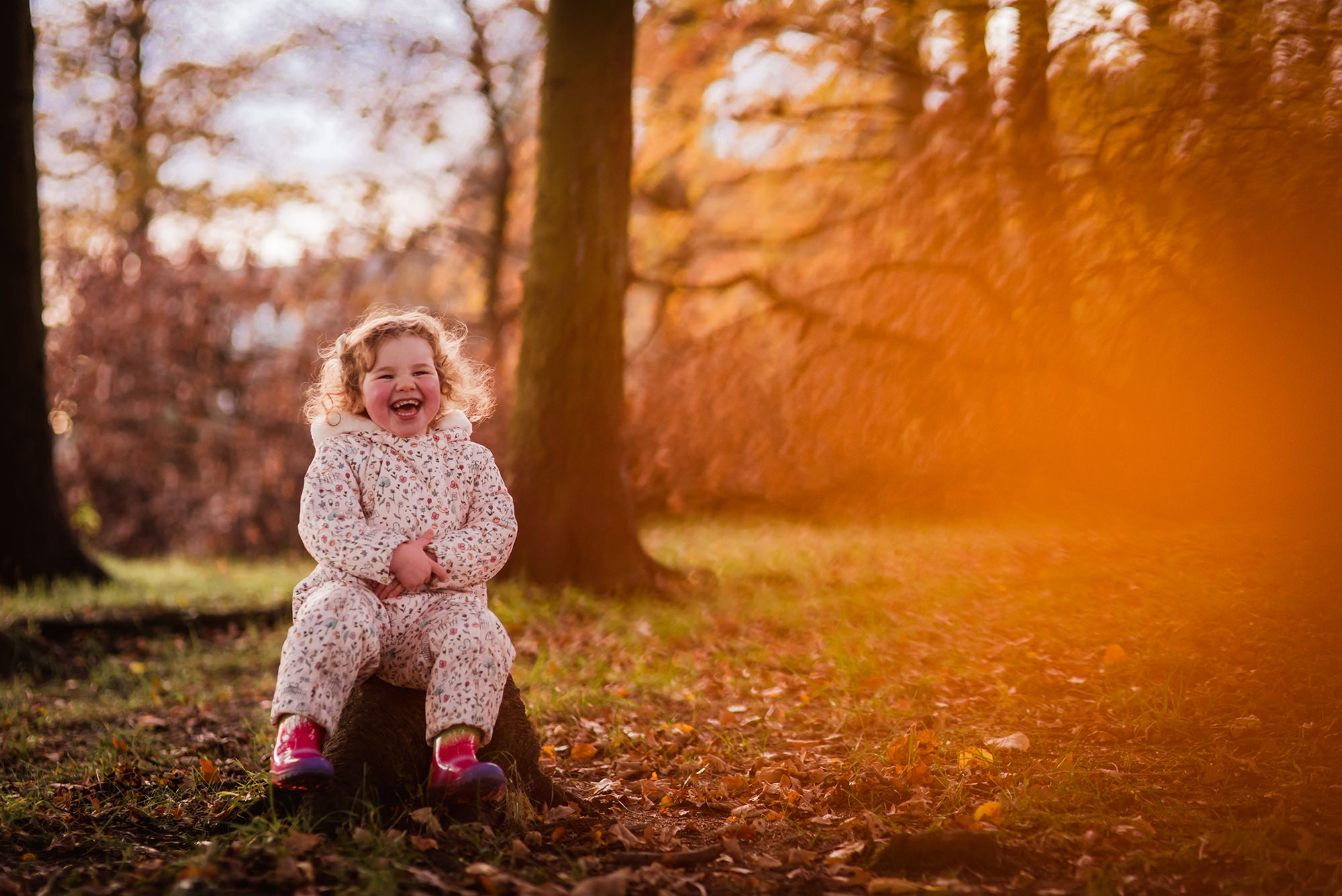 family outdoor photographer glasgow