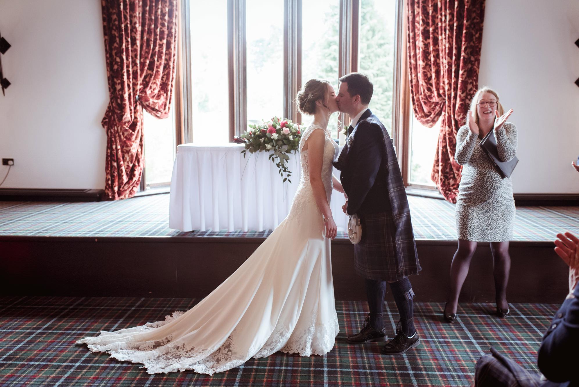 brig o doon wedding ceremony