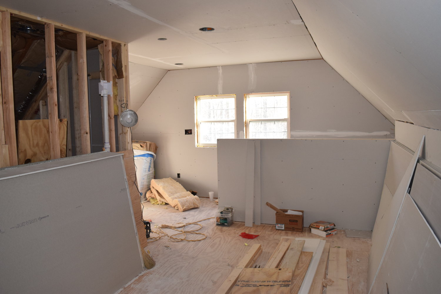 Under Construction - Catch a glimpse into the daily life of general contractors.