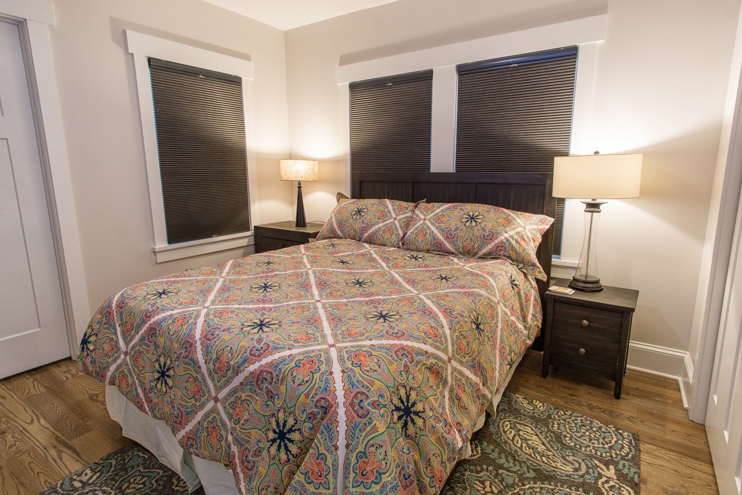 Bed & Bath - Cozy, Warm, & Simplistic.