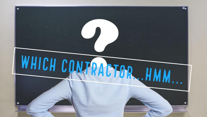 Choosing General Contractors