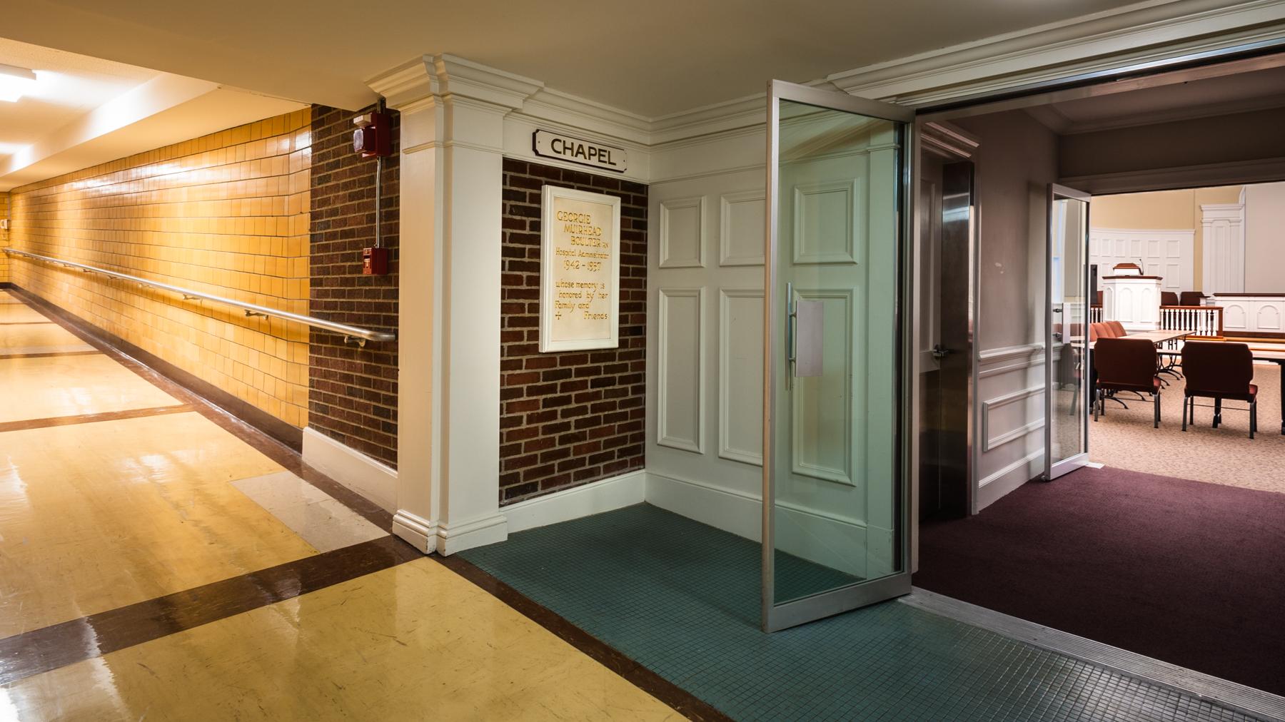 New England Baptist Hospital -