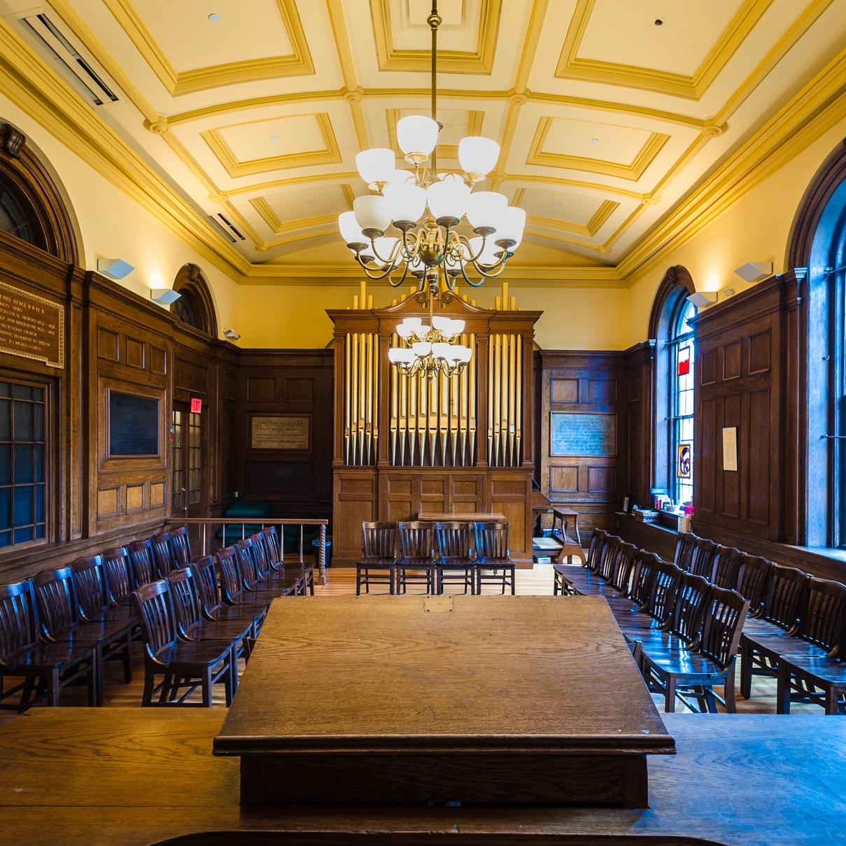 Harvard Divinity School -
