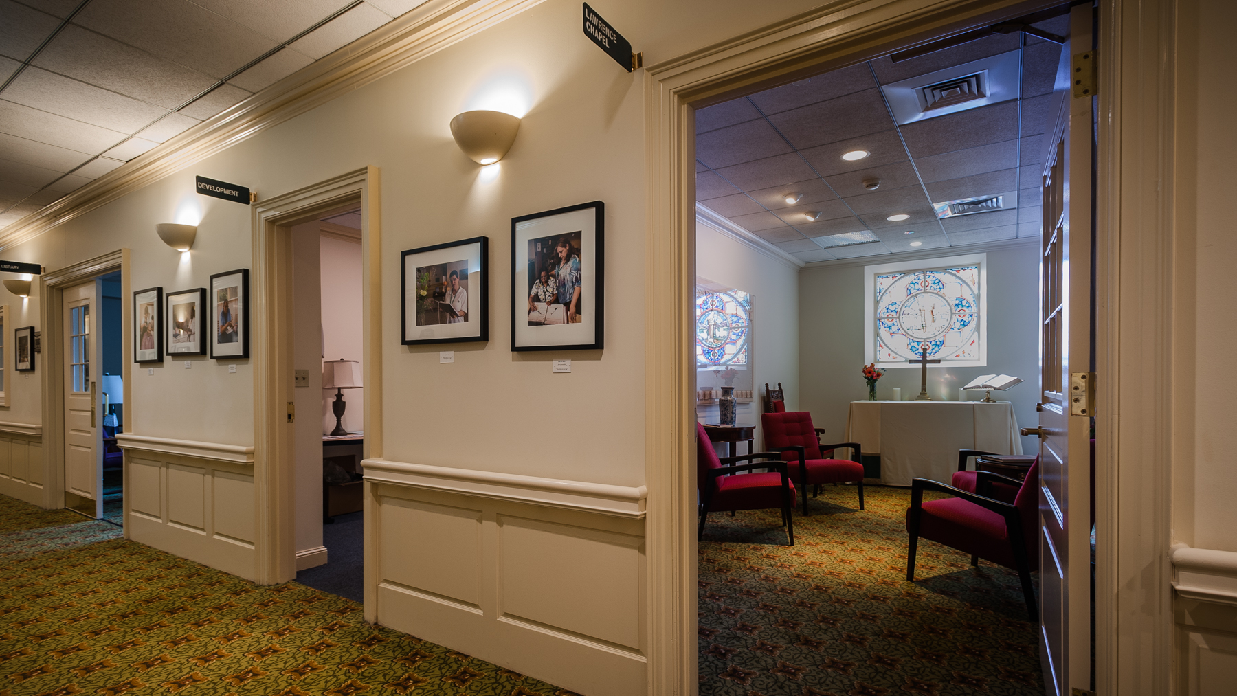 - Dedicated to its urban roots and ecumenical spirit, Sherrill House represents a century old tradition of attending to the needs of vulnerable elders and their families.