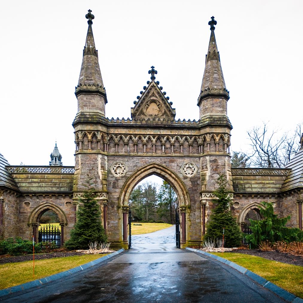 Forest Hills Cemetery Firemen's Lot -