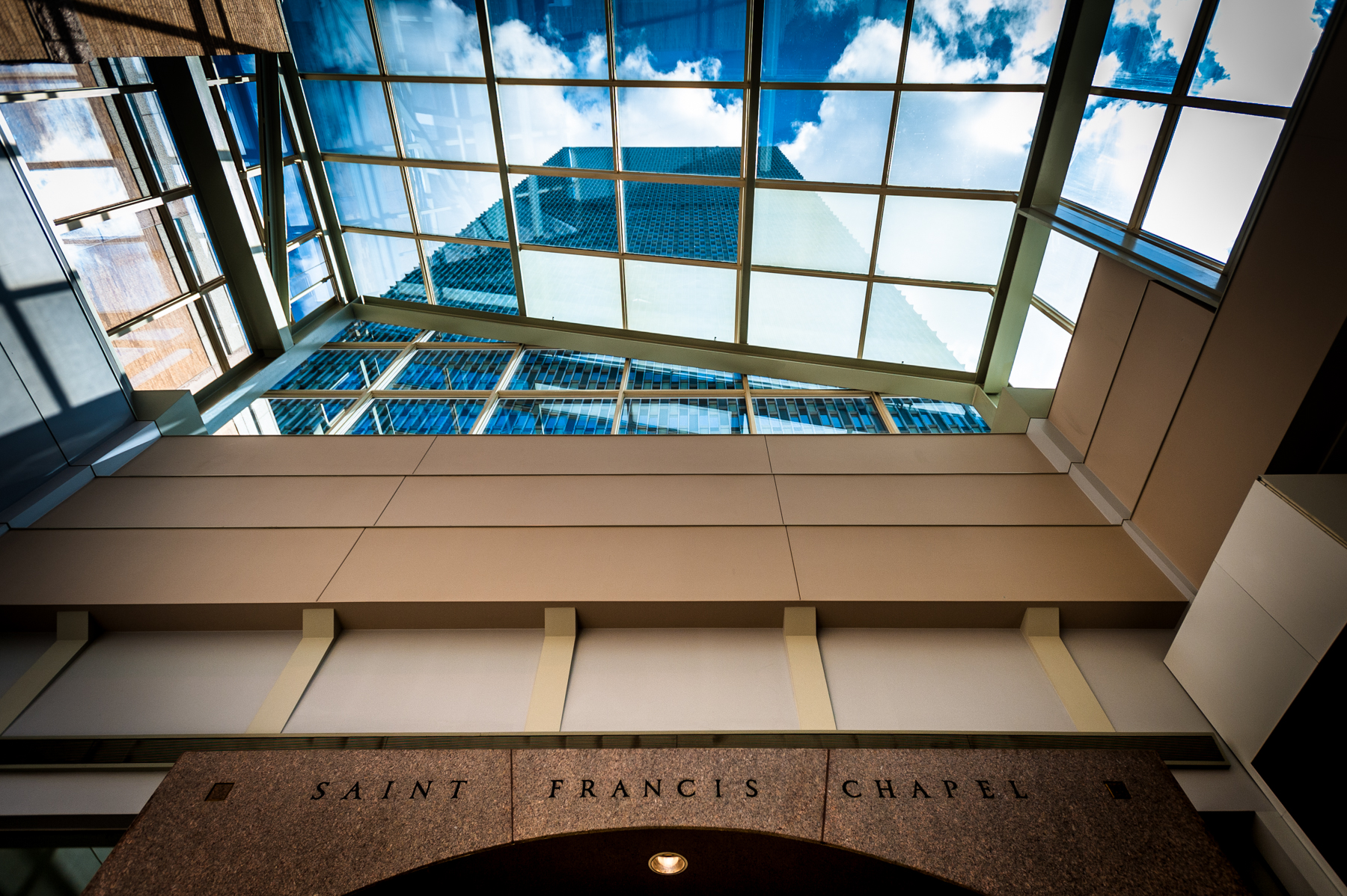 - Dedicated by Cardinal Cushing on November 11, 1969, Saint Francis Chapel in the Prudential Center today offers more than twenty-five Catholic masses per week.