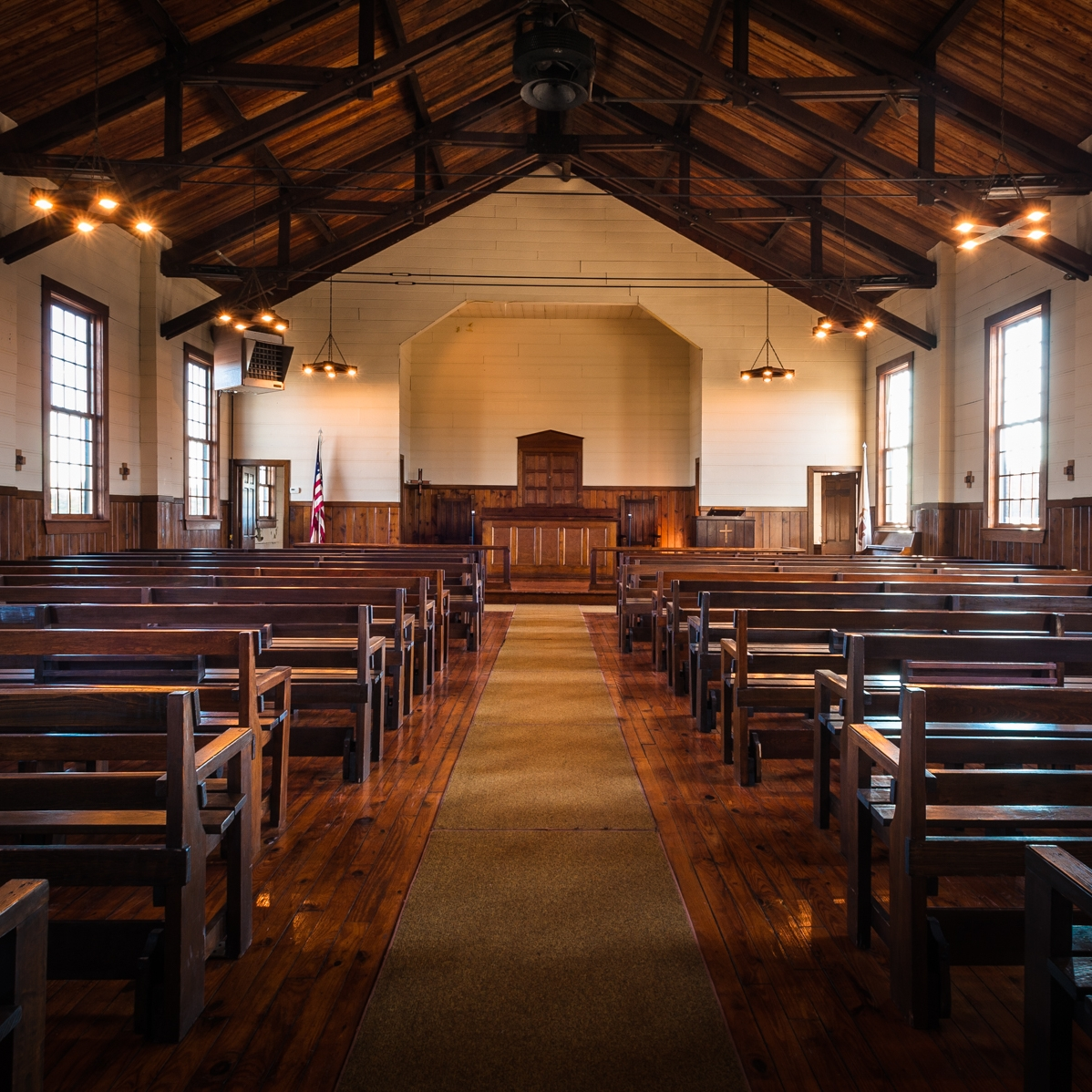 Camp Edwards Chapel -