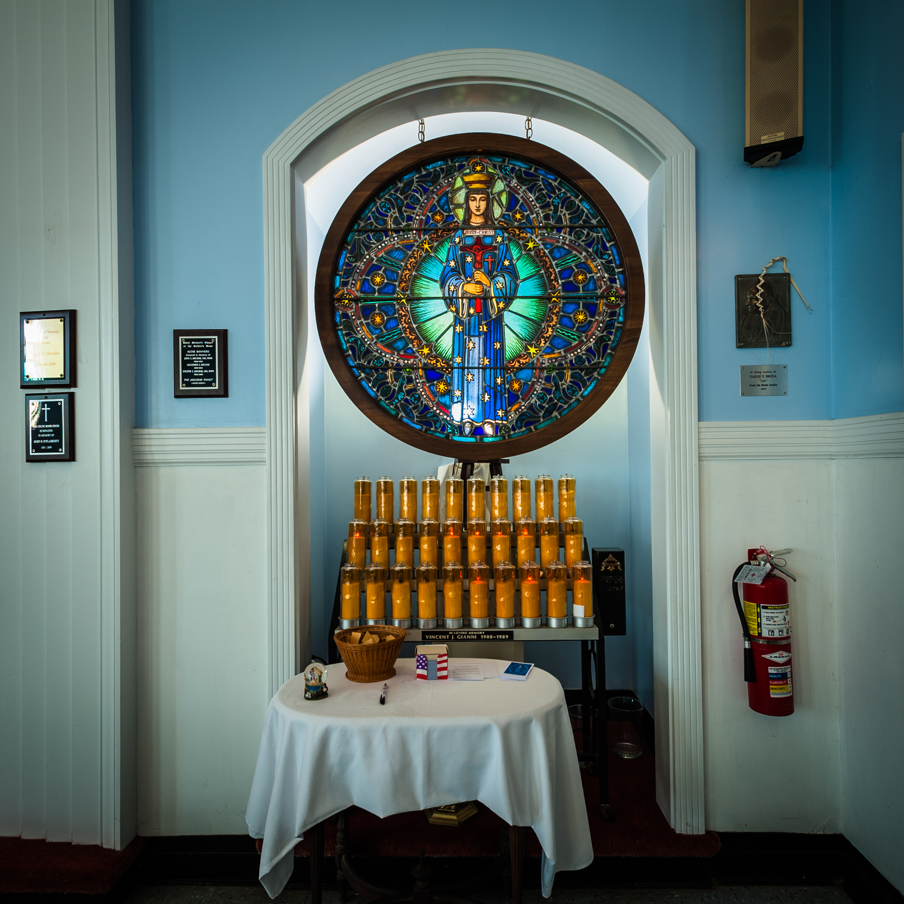 St. Michael's Chapel, Chelsea Soldiers Home -