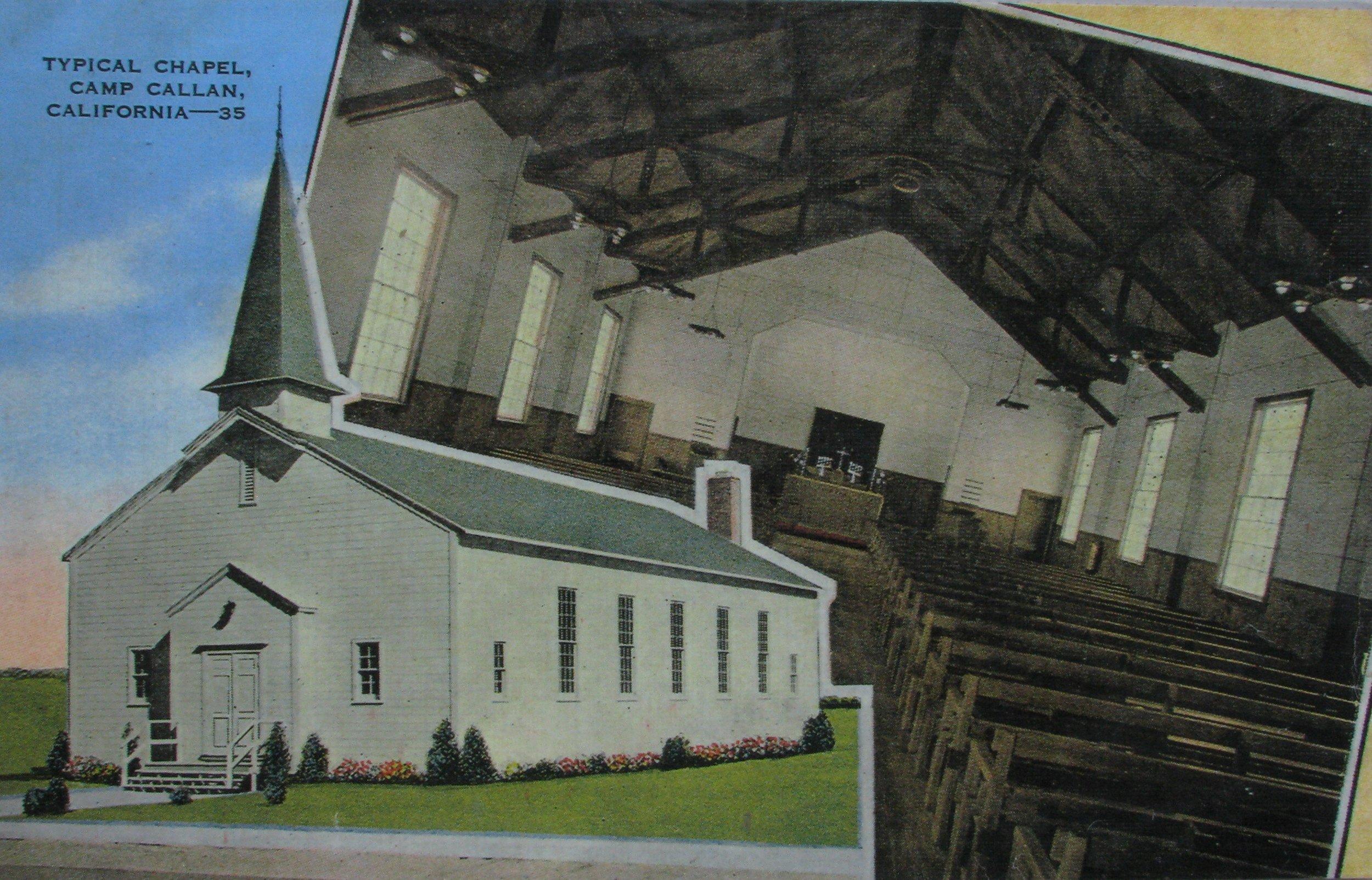 PT-1c. Chapel at Camp Callan, La Jolla, Calif._interior and exterior.jpg