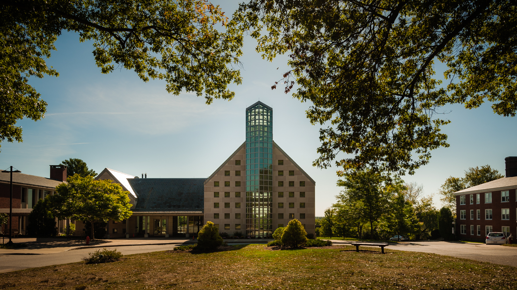 Andover Newton Theological School -