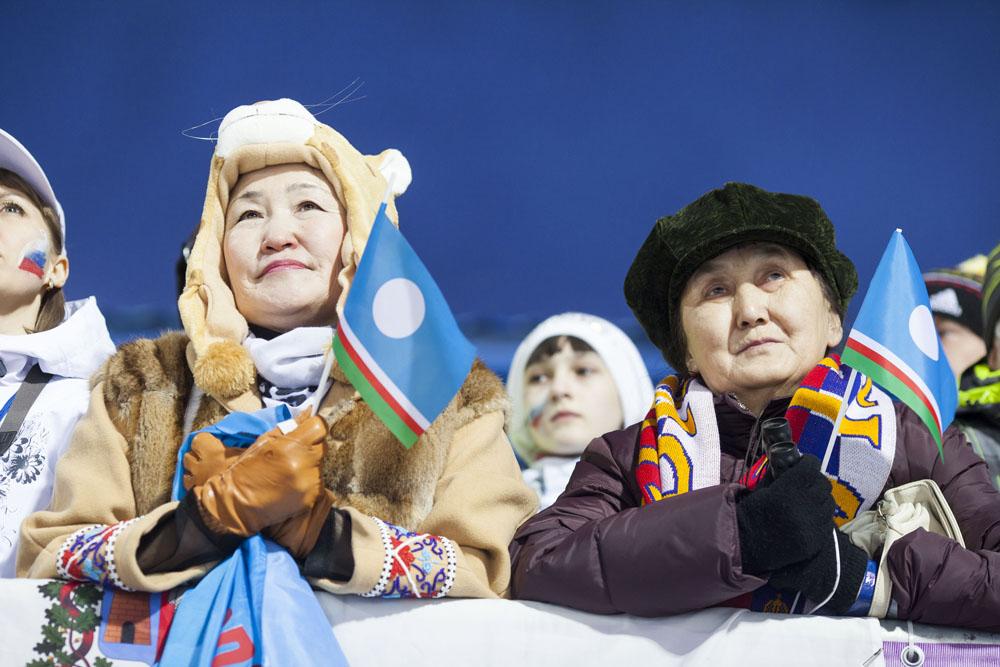 Captivated fans_Sochi