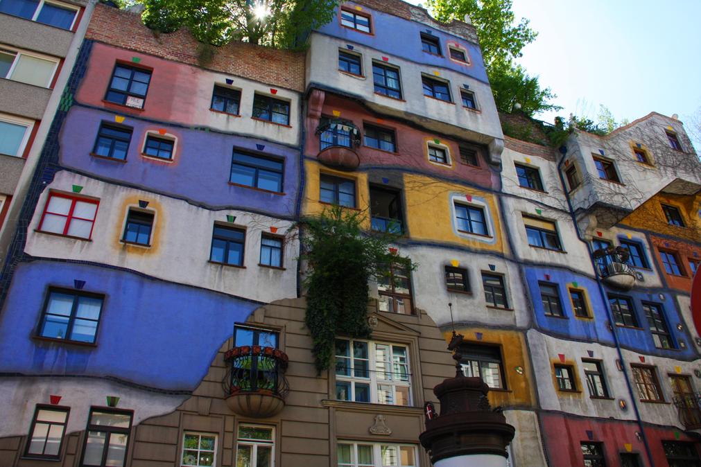 Hunderwasser Haus1_Vienna