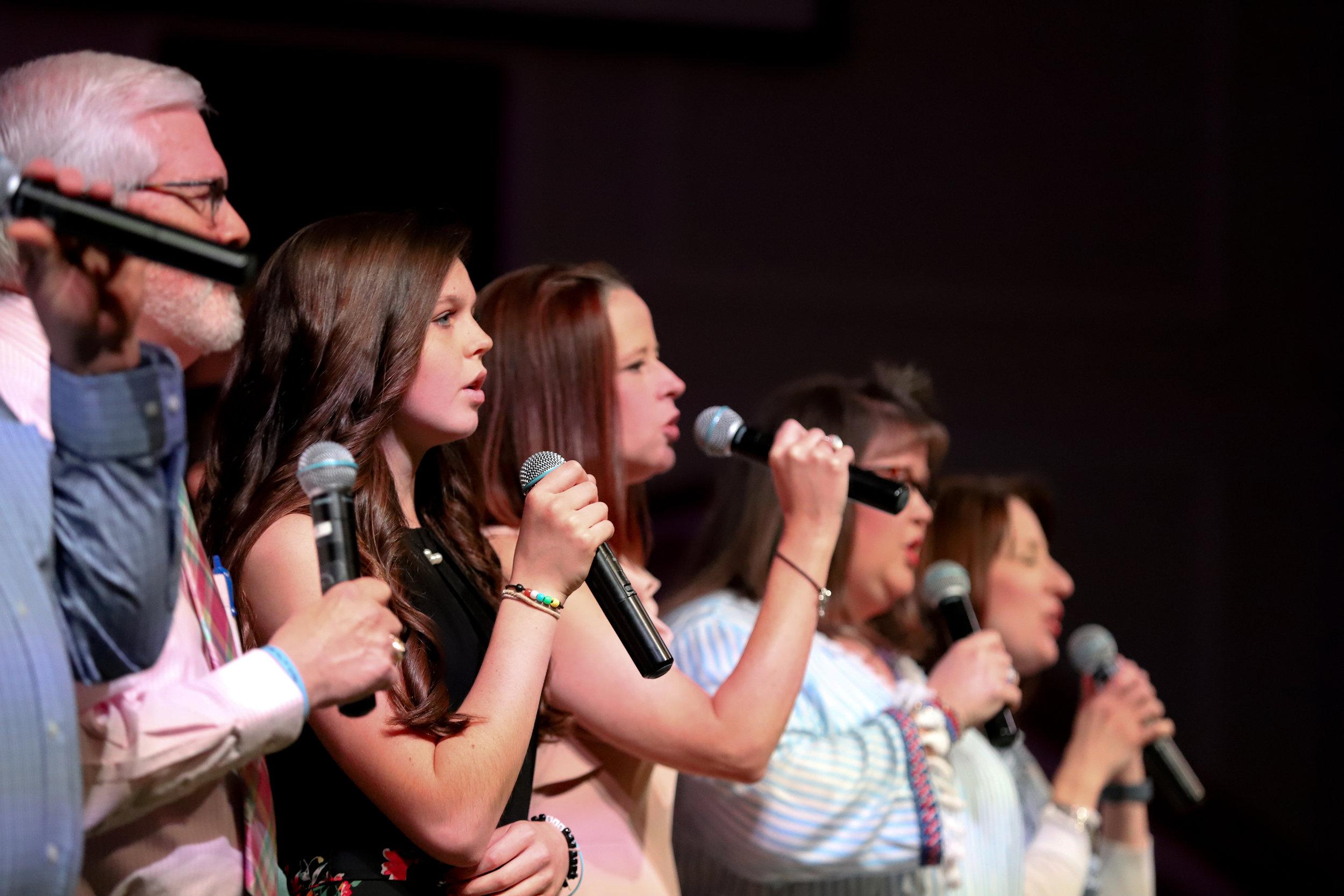 Praise Singers -