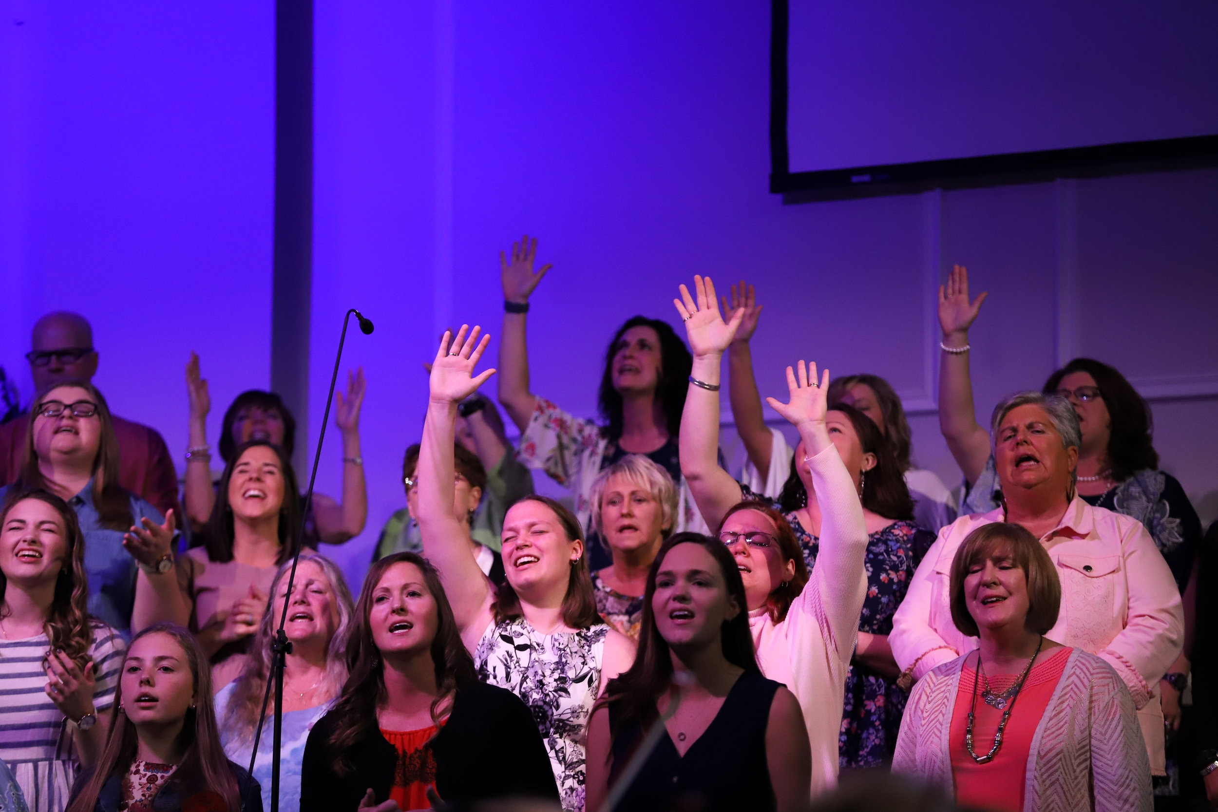 Worship Choir -