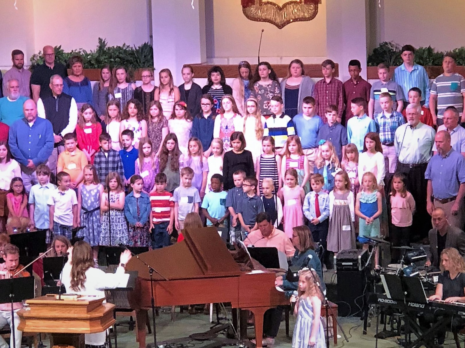 Lighthouse Rock - Childrens Choir