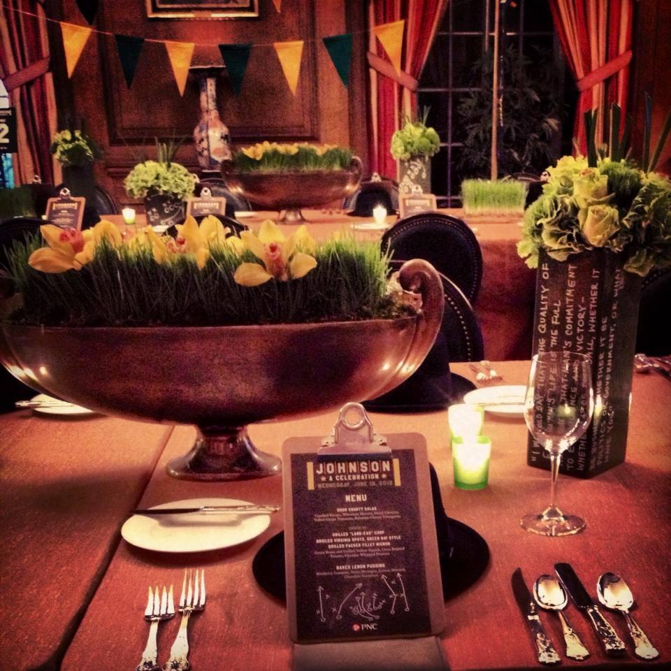 lombardi dinner shots