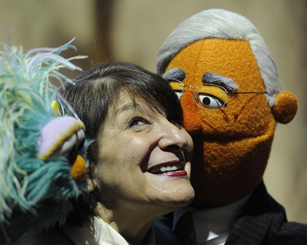 deb madison puppets