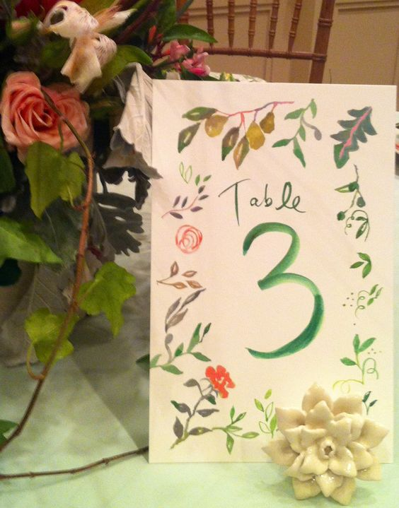 table 3 invite