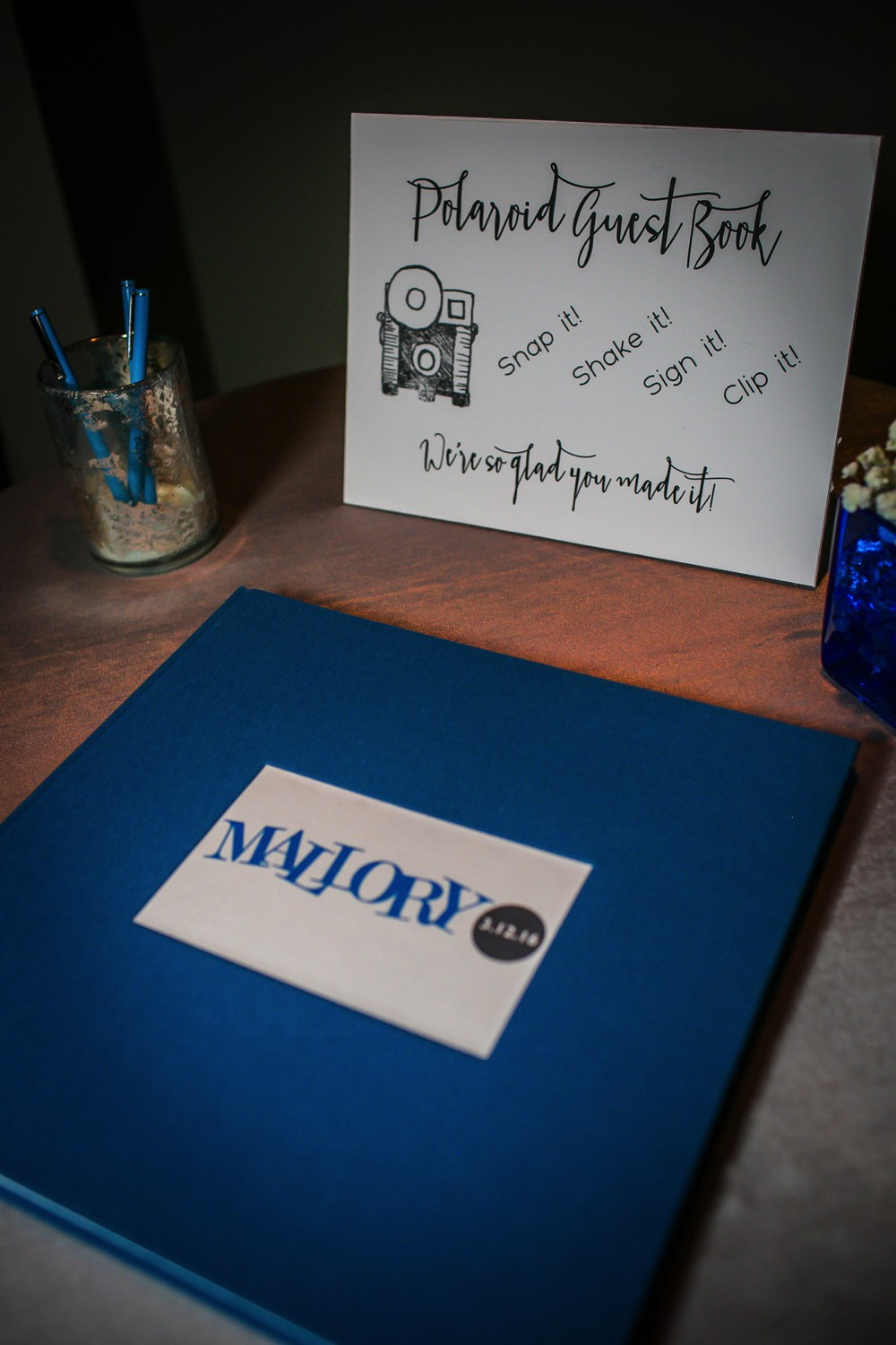Polaroid Guest Book at Mallory's bat mitzvah.jpg