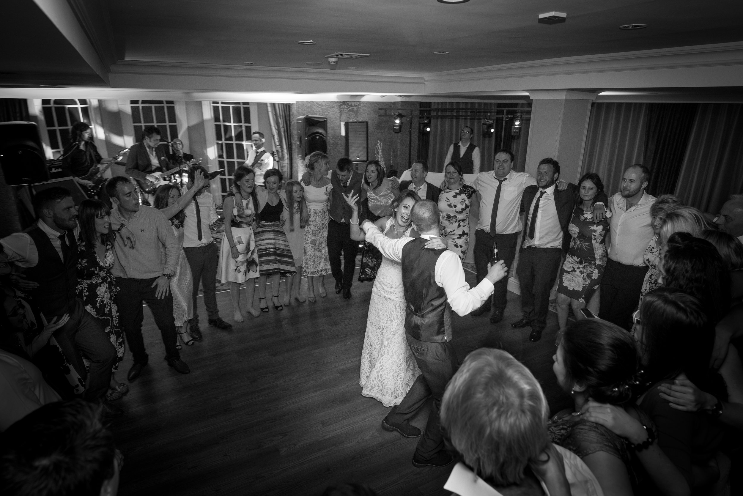 Simon & Julie - The Bridge Inn Wedding