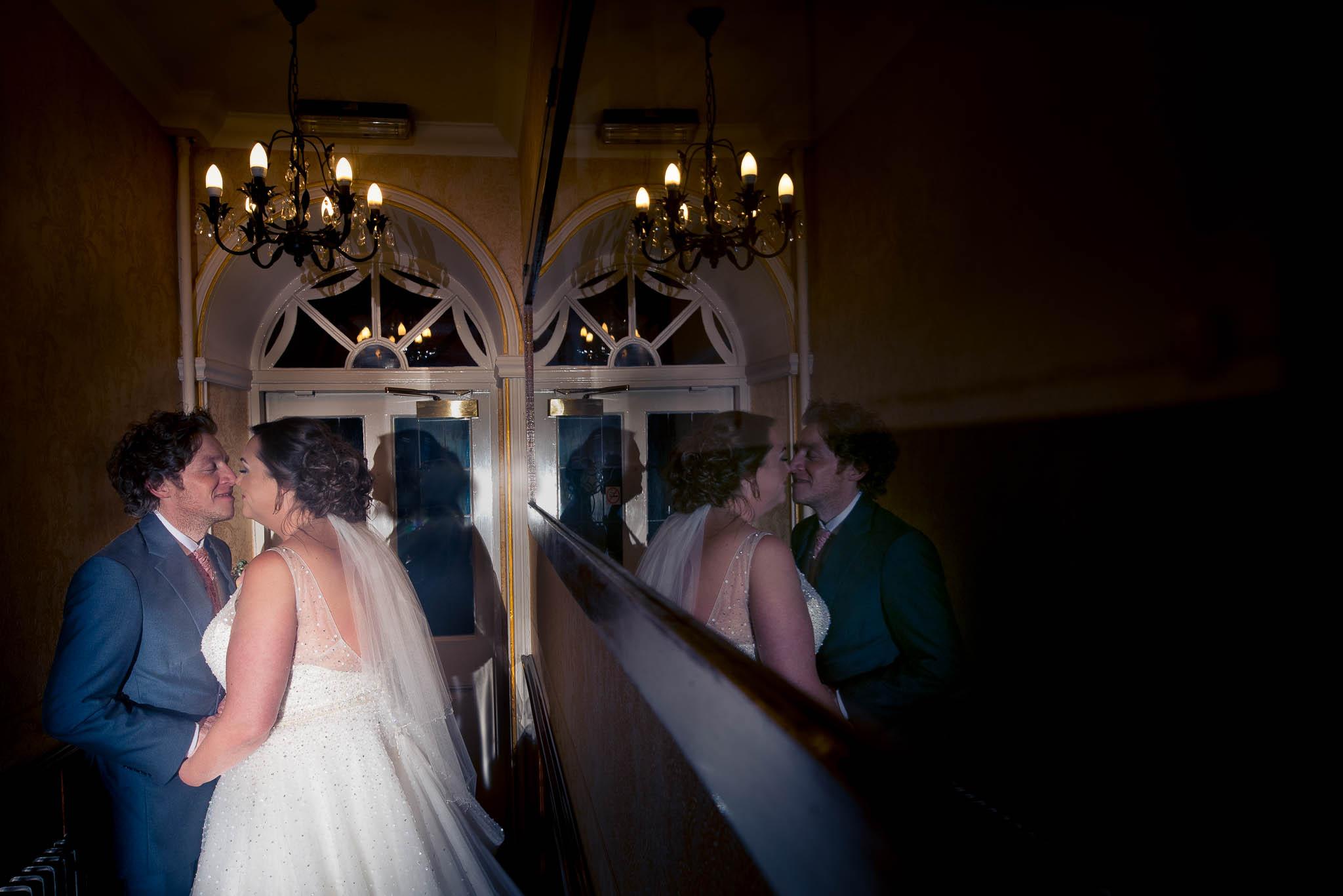 Lewis & Faye - Rogerthorpe Manor Wedding