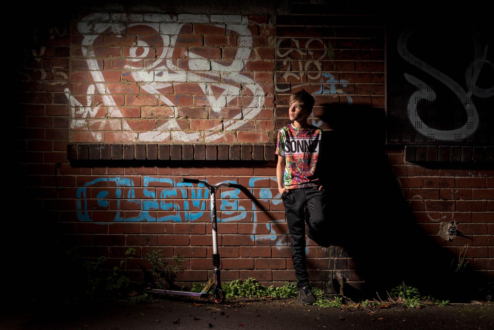 Super Talented Oliver -