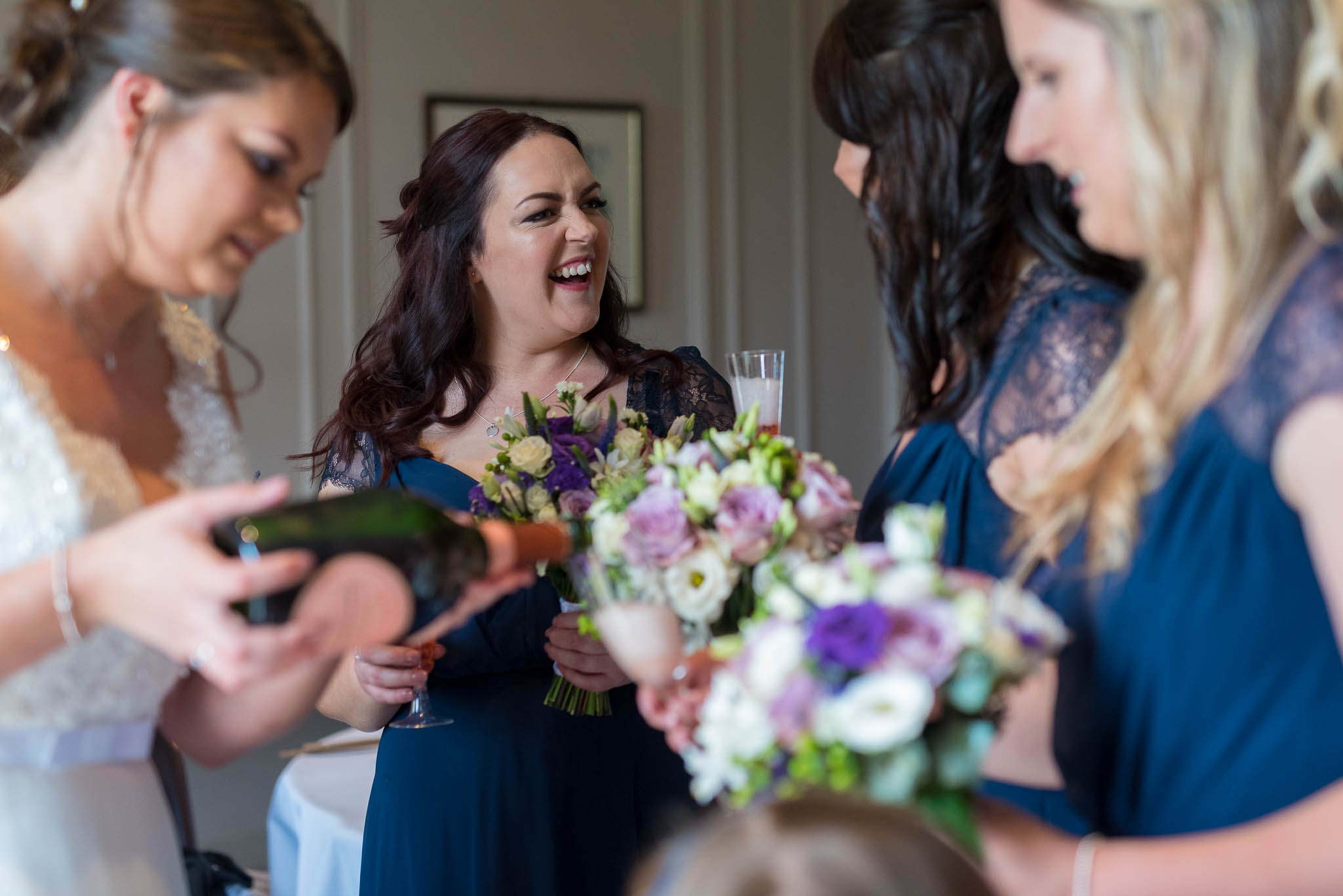 Crathorne Hall Hotel Wedding Photographer44.jpg