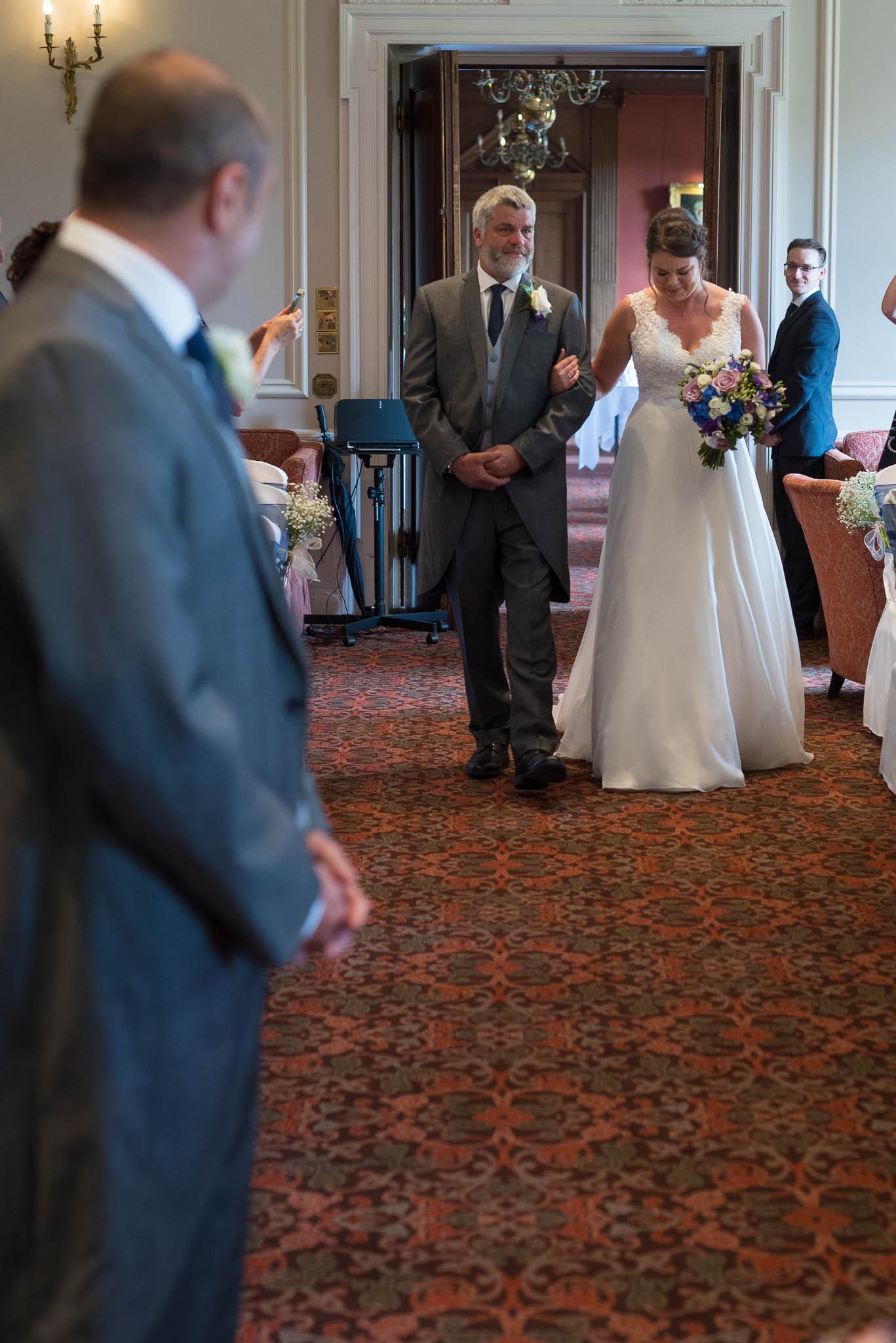 Crathorne Hall Hotel Wedding Photographer52.jpg