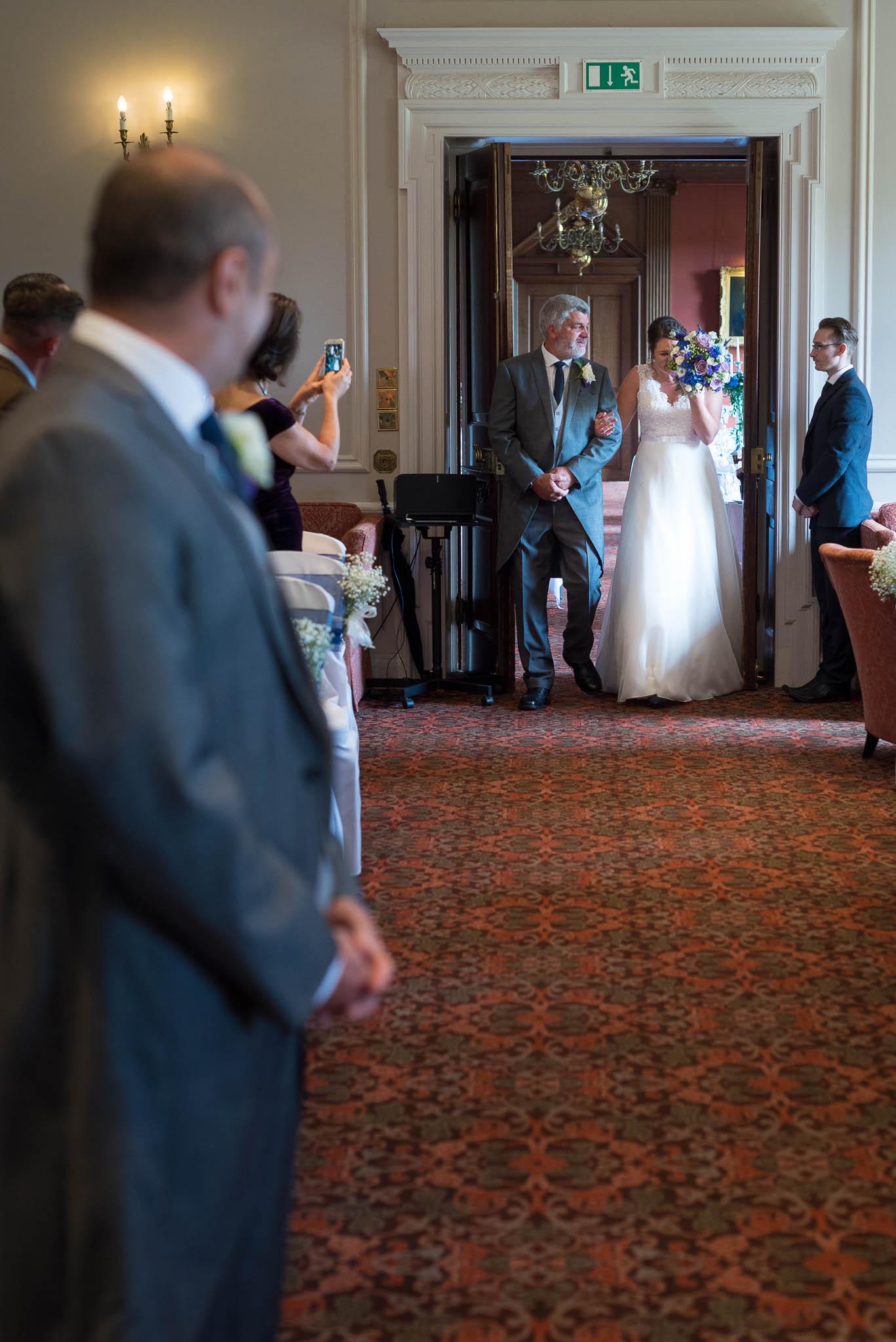 Crathorne Hall Hotel Wedding Photographer51.jpg