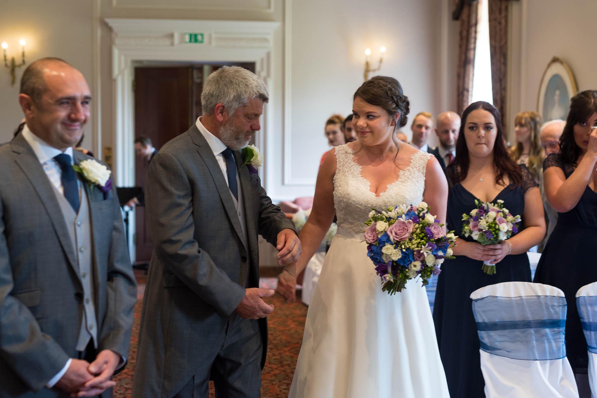 Crathorne Hall Hotel Wedding Photographer53.jpg