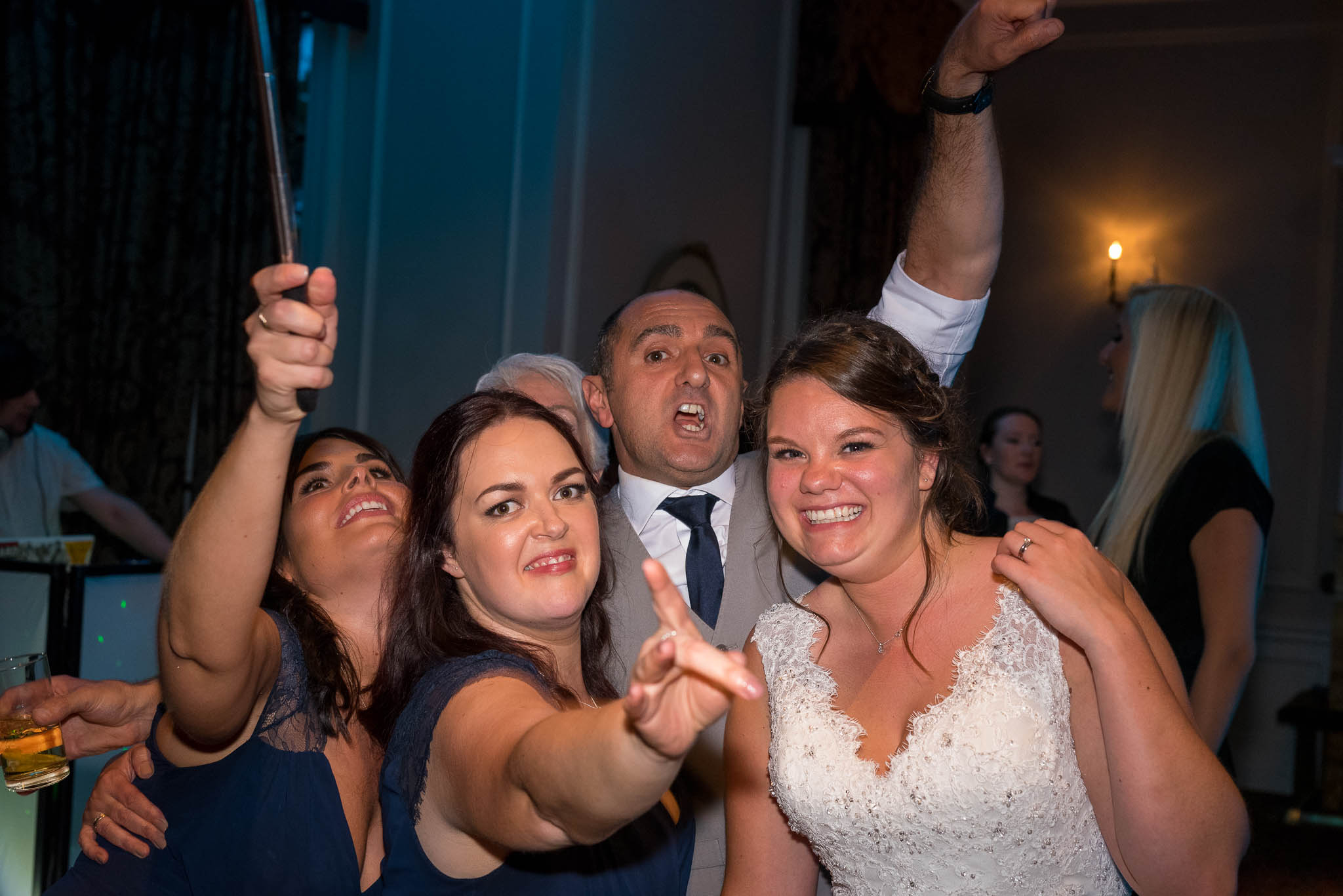Crathorne Hall Hotel Wedding Photographer95.jpg